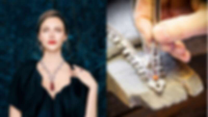 梵克雅寶以世家獨有的創意靈感,令轉換的瞬間便是一場瑰麗變身的美學展演