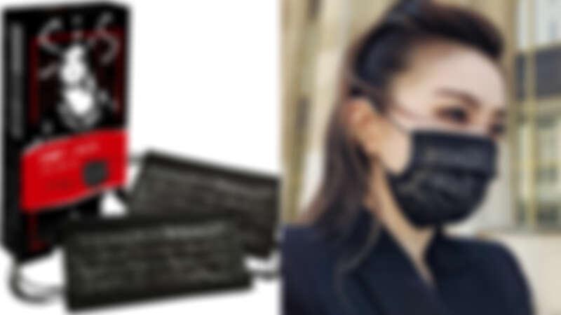 屈臣氏7/31開賣謝金燕「姐姐款」中衛口罩!夢幻聯名蕾絲花色,販售資訊公開