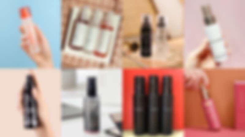2020最新9款「定妝噴霧」推薦,戴口罩不沾粉救星,妝容變更清爽,控油持妝超有感!