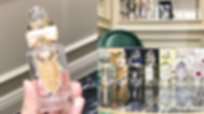 潘海利根Penhaligon's把香水縮小了!首度公開亮相30ml版本,精緻小巧讓人更想收藏,還能用香氛來場英倫之旅