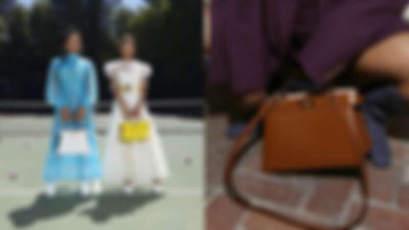 全新Peekaboo包款有新名字!Fendi微電影中現身,顏色、台灣售價也出爐了