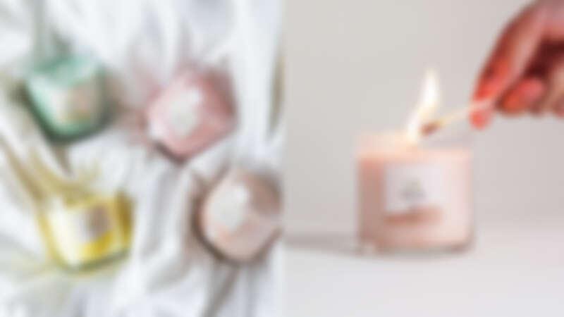《迷客夏》推出手搖香氛蠟燭了!4款人氣飲品變身療癒香氛,夢幻馬卡龍色調讓人好想收