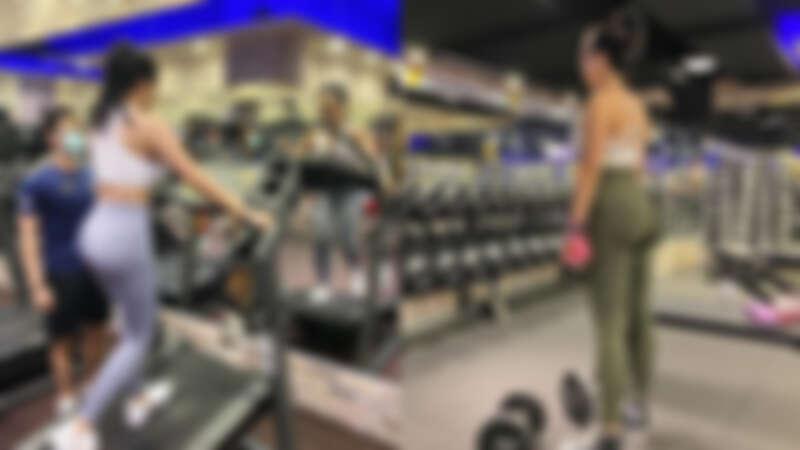 野女孩張張:並不是做阻力訓練就不能做有氧運動,選擇自己適合的方式循序漸進,養出健康好體態!
