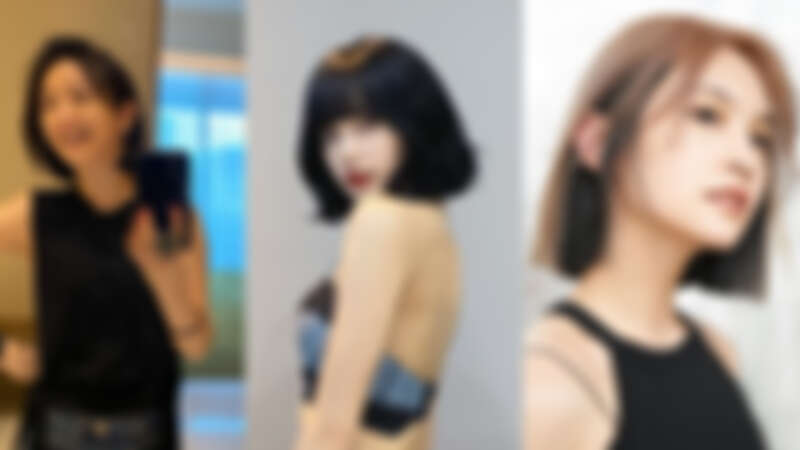 2020髮型最夯「齊下巴短髮」讓視覺-5歲,看楊丞琳、林依晨、Lisa絕美範本!