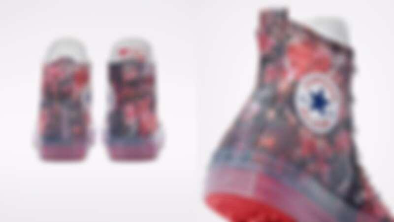 玫瑰粉加上滿版花朵圖案!Converse再推全新Chuck Taylor CX鞋款,背後隱藏感人故事