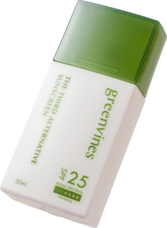 防曬不能只擦防曬乳!SPF25跟SPF50其實差沒多少!把物理性防曬做到有寬頻防禦力的綠藤生機
