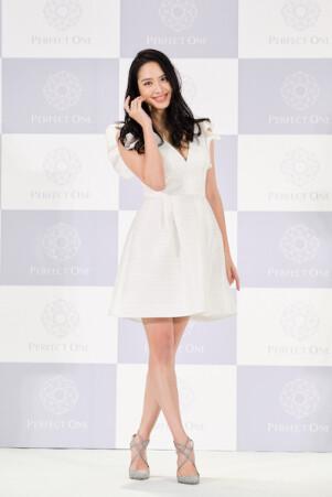 日本保養品牌帕妃雯年度代言人 白歆惠