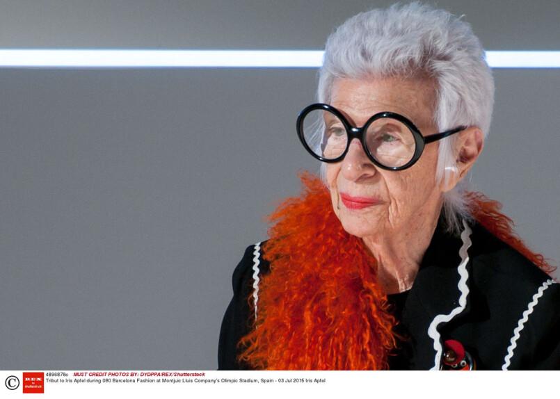 美麗新定義-時髦奶奶的不凡品味