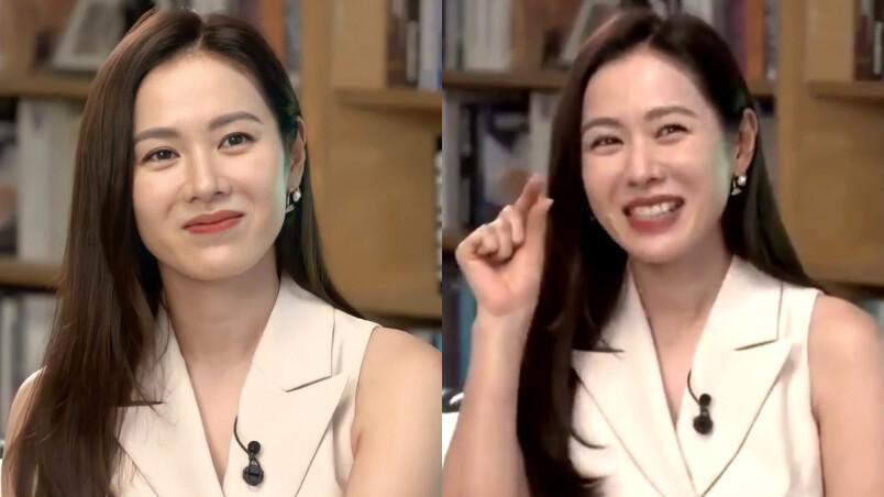 孫藝珍 招牌「愛笑的眼睛」魅力無限!不認「韓國最棒女演員」頭銜,孫仙推託羞回:「可能一點點...是啦!」