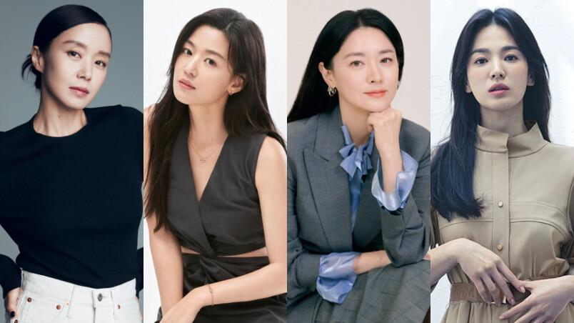 2021下半年韓劇頂級女星陣容,劇情檔期+播出平台!全智賢、宋慧喬、李英愛、全道嬿 ,重量級精彩回歸!