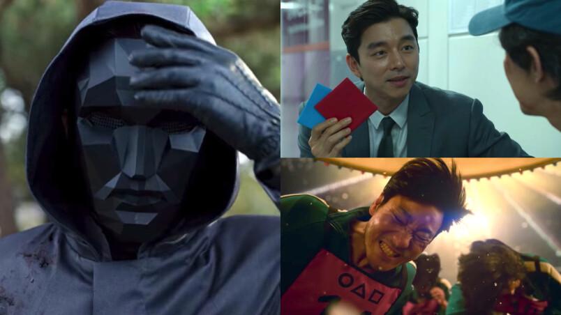 雷/Netflix 19禁《魷魚遊戲》衝上世界排行前3!老套公式第2季有望?比 孔劉 更驚喜的黑面具男是他!
